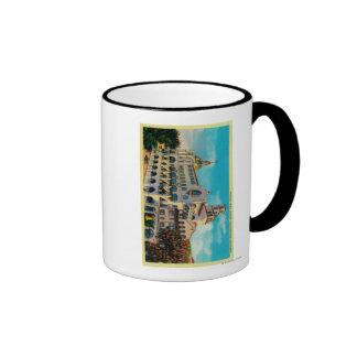 Mission Inn, Rotunda WingRiverside, CA Ringer Mug