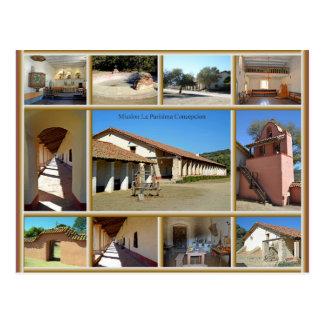 Mission La Purisima Concepcion Postcard