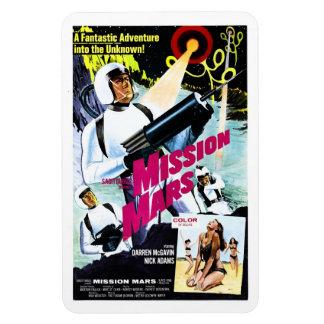 Mission Mars Magnet