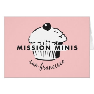 Mission Minis Card