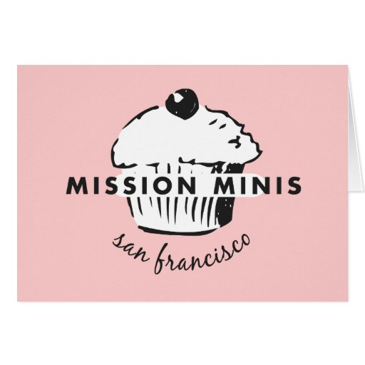 Mission Minis Greeting Card