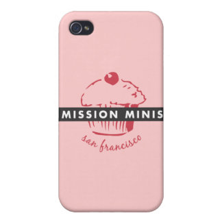 Mission Minis iPhone 4 Case