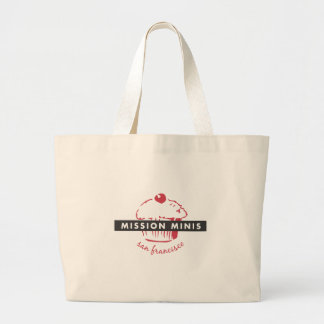 Mission Minis Large Tote Bag