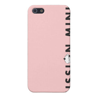 Mission Minis Logo Cover For iPhone SE/5/5s