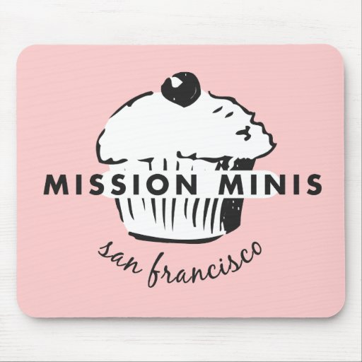 Mission Minis Mouse Pad