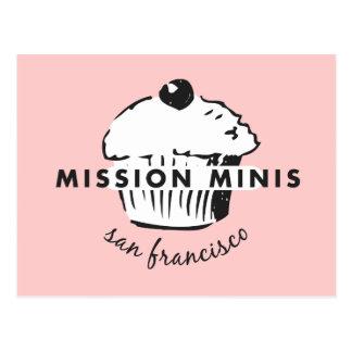 Mission Minis Postcard