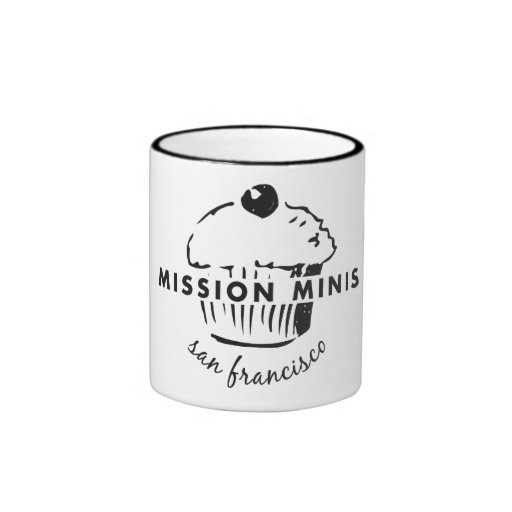 Mission Minis Ringer Coffee Mug