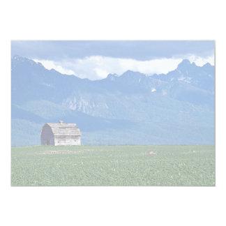 Mission Mountains, Flathead Valley, Montana, USA Personalized Invites