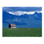 Mission Mountains, Flathead Valley, Montana, USA Postcards