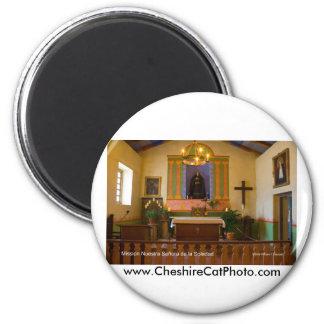 Mission Nuestra Señora de la Soledad Products 2 Inch Round Magnet