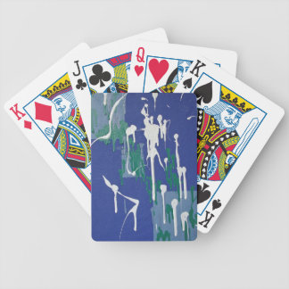 Mission of Peace Bicycle Playing Cards