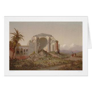 Mission of San Juan Capistrano. Southern CA (1231) Card