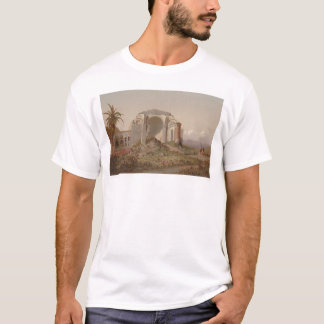 Mission of San Juan Capistrano. Southern CA (1231) T-Shirt