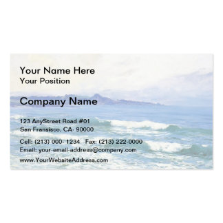 Mission Point by Guy Rose Business Cards
