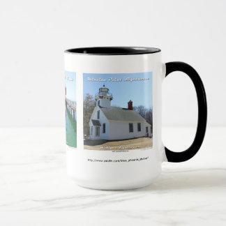 Mission Point _ Charlevoix Pier _ Petosky Light Mug