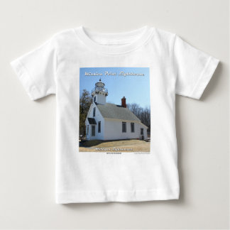 Mission Point Lighthouse Baby T-Shirt
