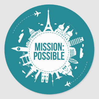 Mission:Possible Stickers