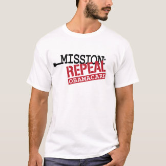 Mission: Repeal ObamaCare T-Shirt