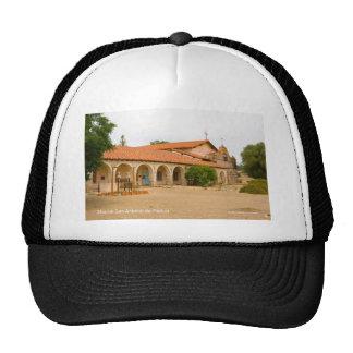 Mission San Antonio de Padua California Products Trucker Hat