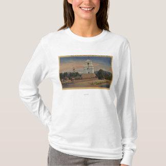 Mission San Bernardino Asistencia T-Shirt