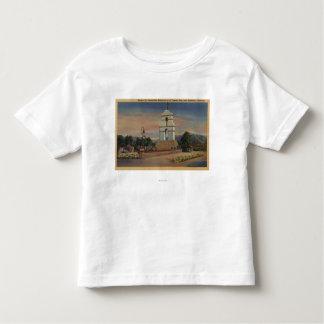 Mission San Bernardino Asistencia Toddler T-shirt