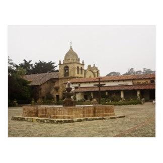 Mission San Carlos Borromeo de Carmelo Postcard