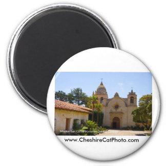 Mission San Carlos Borroméo de Carmelo Products Magnets