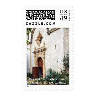 Mission San Carlos Postage