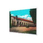 Mission San FernandoSan Fernando, CA Canvas Print