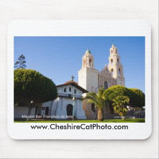Mission San Francisco de Asís California Products Mouse Pad