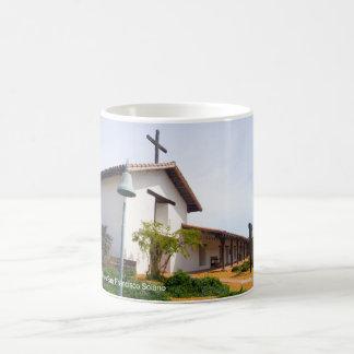 Mission San Francisco de Solano CA Products Classic White Coffee Mug