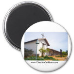 Mission San Francisco de Solano CA Products 2 Inch Round Magnet