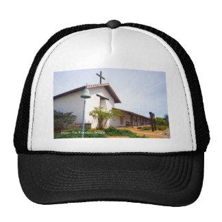 Mission San Francisco de Solano CA Products Trucker Hat