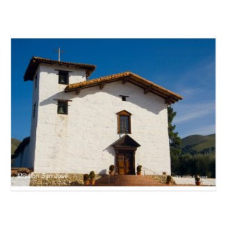 Mission San José California Products Postcard