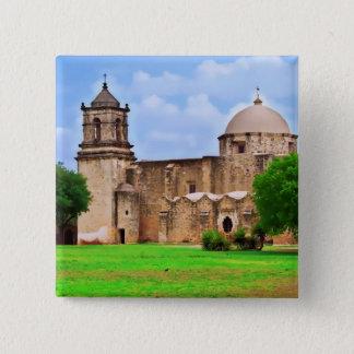 Mission San José Church Button