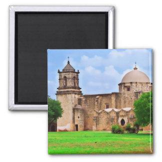 Mission San José Church Refrigerator Magnet