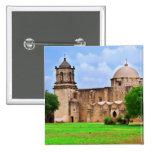 Mission San José Church Pin