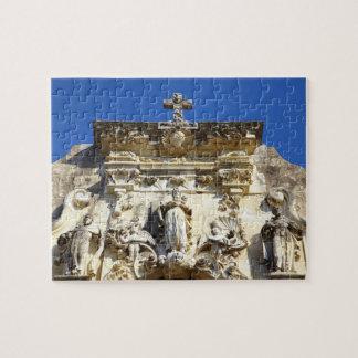 Mission San Jose Jigsaw Puzzle
