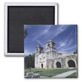 Mission San Jose San Antonio Texas USA Magnets