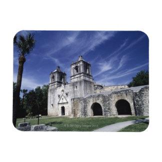 Mission San Jose San Antonio Texas USA Rectangular Magnet