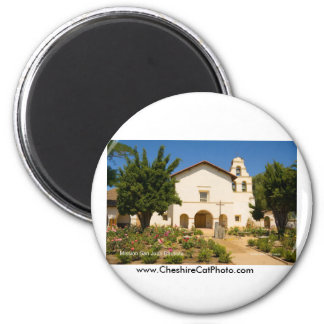 Mission San Juan Bautista California Products Refrigerator Magnet