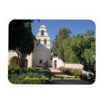 Mission San Juan Bautista Rectangular Photo Magnet