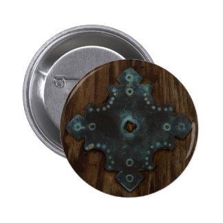 Mission San Juan Capistrano Buttons