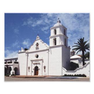 Mission San Luis Rey de Francia Photo Print