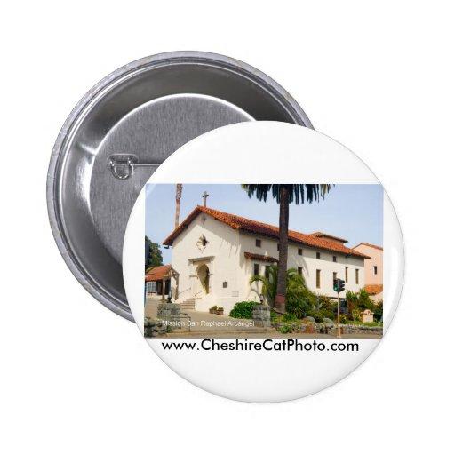 Mission San Rafael Arcángel California Products Button