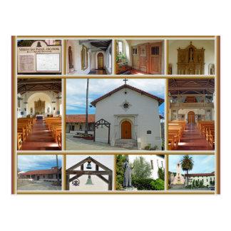 Mission San Rafael Postcard