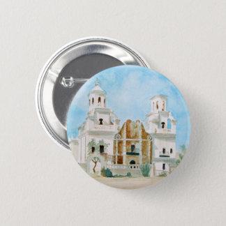 Mission San Xavier del Bac Button