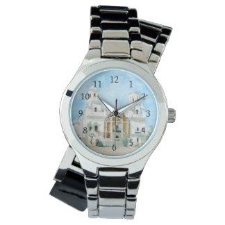 Mission San Xavier del Bac Wrist Watch