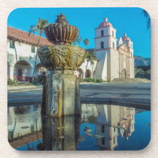 Mission Santa Barbara Beverage Coaster