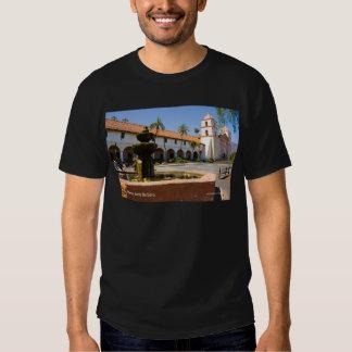 Mission Santa Barbara California Products Tees